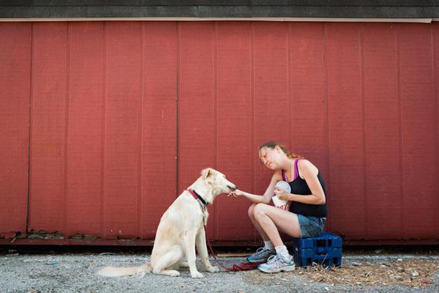 10 Amor entre moradores de rua e seus animais