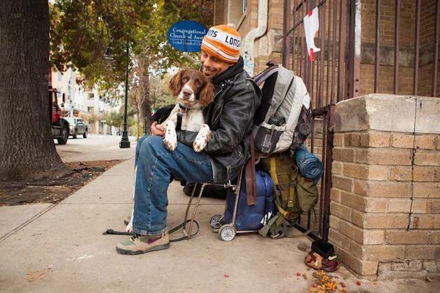 3 Amor entre moradores de rua e seus animais